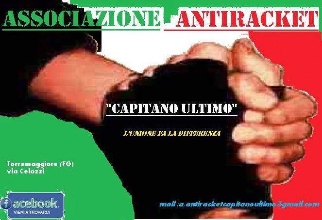 antiracket ultimo logo